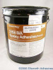 3M Scotch-Weld 2158 Epoxy Adhesive Gray Part A 5 gal Pail -- 2158 5 GALLON PAIL (A) - Image