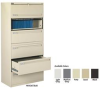 Lateral File Cabinets -- HLPL3660L50 -Image