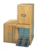 Model 2810 Micro Slide Cabinet