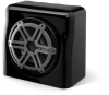 Enclosed Subwoofer System with M10W5-SG-TB Subwoofer Driver, Gloss Black (250 W, 4 Ω) -- FS110-W5-SG-TB
