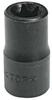 Impact Socket,Torx,1/2 Dr,E18 x 1-1/2 In -- 6PMF1 - Image