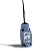 Limit Switch 360 degree SS spring w/ polyamide tip, 1/2in NPT, 1NO 1NC -- ABM2E92Z11 - Image