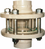Flow Sight Glass for Installation Between Two Flanges -- DG04 - Image