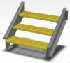 Supergrate™ Pultruded and Molded Grating - Image