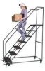 EXTRA HEAVY DUTY 450 LB. CAPACITY LADDER -- HHDS-8G