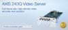 AXIS 243Q Video Server