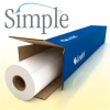 Simple Premium Removable Vinyl- 54in x 150ft -- PRV54150