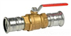 Ball Valve -- 522-1IN-T -- View Larger Image