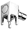 RF Coaxial Board Mount Connector -- 1-1337481-0 - Image