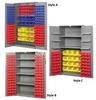 Bin Storage Cabinets -- HDBC60-40-170 -Image