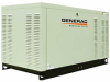Generac Commercial Series 30 kW Standby Power Generator -- Model QT03016JNSX