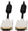 DVI High Definition Single Link Digital TMDS Monitor Cable (DVI-D M/M) 100-ft. -- P561-100-HD