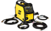 Dual-voltage Machines for MIG\Stick\TIG Welding -- Rebel™ Series