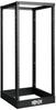 25U SmartRack 4-Post Open Frame Rack - Organize and Secure Network Rack Equipment -- SR4POST25