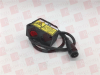 OMRON ZX-LD30V ( PHOTOELECTRIC SENSOR, REGULAR REFLECTOR, SPOT BEAM, 30 MM, WITH CABLE ) -Image