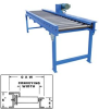 CHAIN DRIVEN LIVE ROLLER CONVEYORS -- HCDLR-46 -- View Larger Image