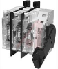 Disconnect Switch, Fusible, 3 Pole, 30A, 600VAC, Fuse Type: Class CC, IEC -- 70060553