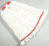 WEB FOOT WET MOP SHRINKLESS LARGE 1 IN WHITE -- RCPA21306WH