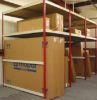 Sheet Metal Storage Shelving - Image