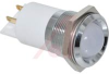 LED INDICATOR,22MM,PROMINENT TRI-COLOR,24VDC,IP67 -- 70066364