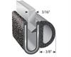 Trim Seals -- 109B375B3X3/16E