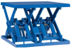 Double Wide Heavy Duty Lift Table -- HDEDW-12834 -Image