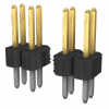 Rectangular Connectors - Headers, Male Pins -- 68602-128HLF-ND -Image