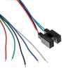 Optical Sensors - Photointerrupters - Slot Type - Logic Output -- 365-2064-ND -Image