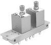 One-way flow control valve -- GRF-PK-3X2 -Image