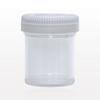 Specimen Container with White Cap -- 99984 -Image