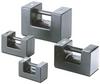 Grey Cast Iron Individual M1 Block Shaped Weight -- YCW6559-02 - Image