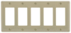Standard Wall Plate -- NP265I - Image