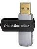 Imation 2GB USB 2.0 Swivel Flash Drive -- 17474