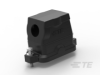 Rectangular Connector Hoods & Bases -- T1912100116-009 -Image