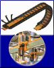 Plastitrak® Series 0625 Cable Carriers