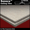 Sonora® Ceiling Tiles -- 2