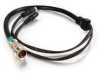 1.5ft RapidRun® S-Video + 3.5mm Stereo Audio Flying Lead -- 2212-40851-002 - Image