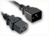 IEC-60320-C20 to IEC-60320-C19 HOME • Power Cords • IEC/Jumper Power Cords • Domestic -- 5281.180 -Image
