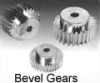 Bevel Gears - European Standard -- Type A: 1:1, 1:2, 1:3, 1:4