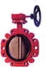 Rubber Lined Butterfly Valves -- 24/7 Stock Service