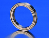 Shielded Extra Thin Metric Bearing -- 6808ZZ -Image