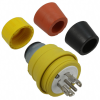 Power Entry Connectors - Inlets, Outlets, Modules -- WM4849-ND - Image