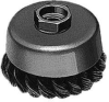 MILWAUKEE Knot Cup Brush 2-3/4 In. -- Model# 48-52-1125