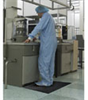 Wearwell Pur-Comfort Cleanroom Mat, 24