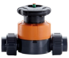 +GF+ Type 514 High Flow Diaphragm Valve -- 20740 - Image