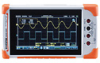Instek GDS-210 Portable Digital Oscilloscope with 5,000 Count DMM, 100 MHz, 2 channel -- GO-20050-01