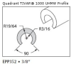 UHMW Natural Full-Round -- EPP352 - Image