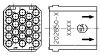 G Series Modular Connectors (A Multimate Product) -- 202650-4 - Image