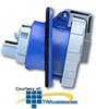 Leviton 250 AC 2P3W Wiring Watertight Pin and Sleeve.. -- 320R6W