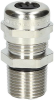 Nickel-plated brass cable gland Lapp SKINTOP MS-SC NPT 3/8